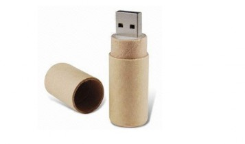 karton-USB-stick