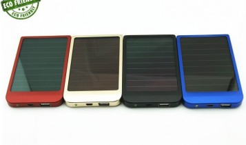 solar powerbank bedrukken