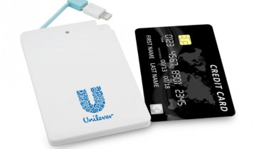 powerbank credit card