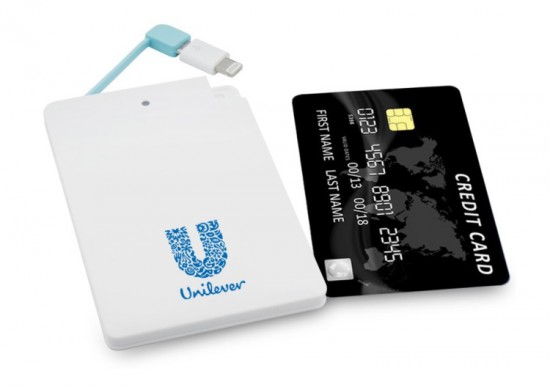 powerbank credit card