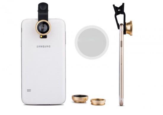 3-1 lens smartphone iphone