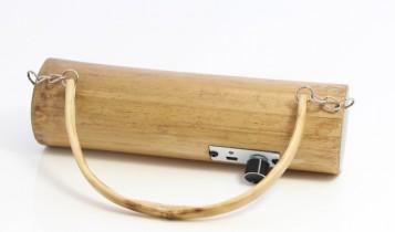 Bamboo speaker 1