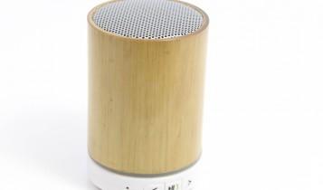 Bamboo speaker 4