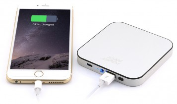 Powerbank 4000 mah plat