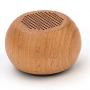 Speaker hout graveren